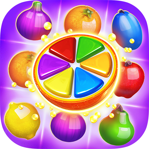 (Fruit Land – juicy match3 adventure)