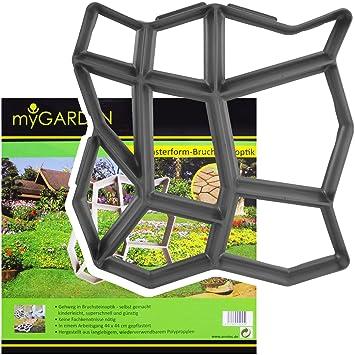 tec Betonform Schalungsform Gießform Plastikformen für Beton ...