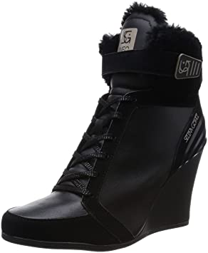 a57ce1af0607 ADIDAS NEO WEDGE SHOES WINTER SG Selena Gomez Hi top (5 UK)  Amazon.co.uk  Shoes    Bags