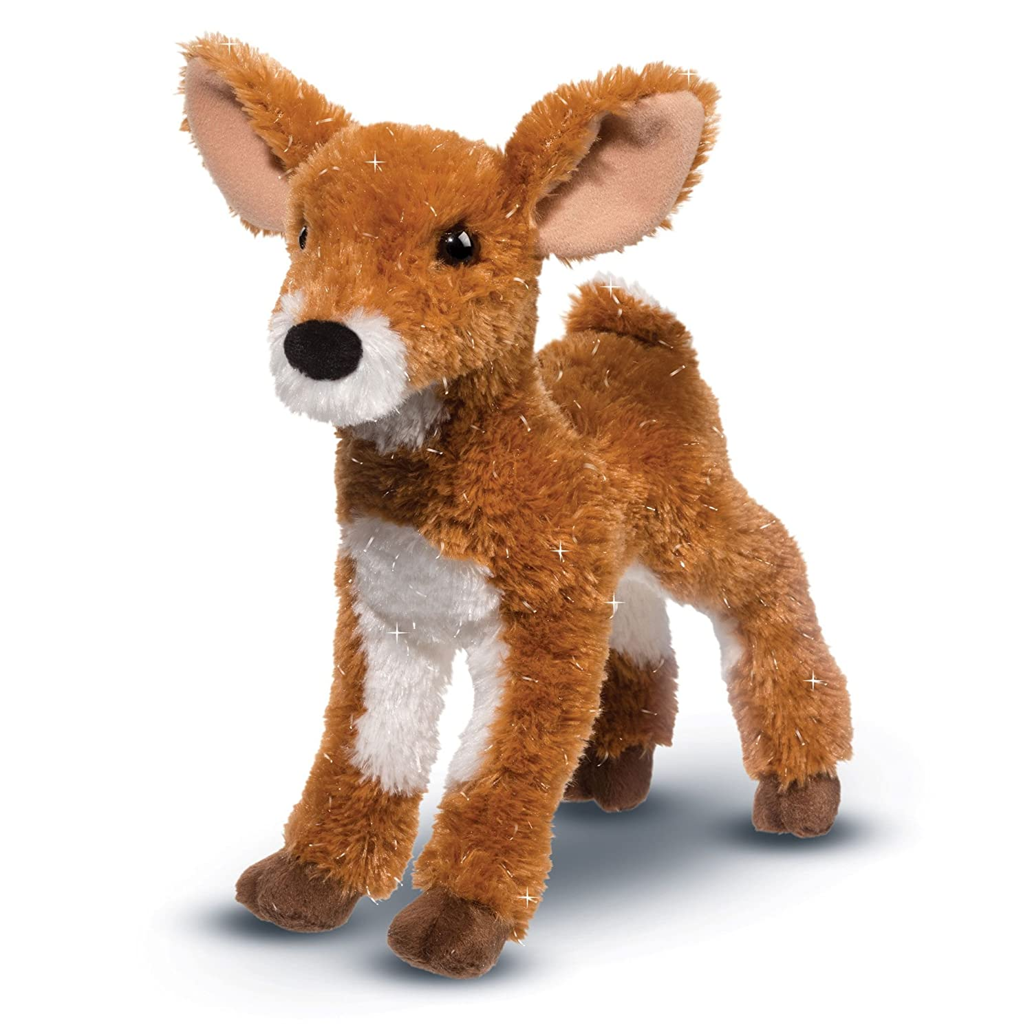 696 Standing 11 inch Twinkle Fawn Stuffed Animal by Douglas Cuddle Toys