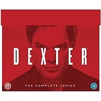 Dexter - Complete Season 1-8 [DVD]