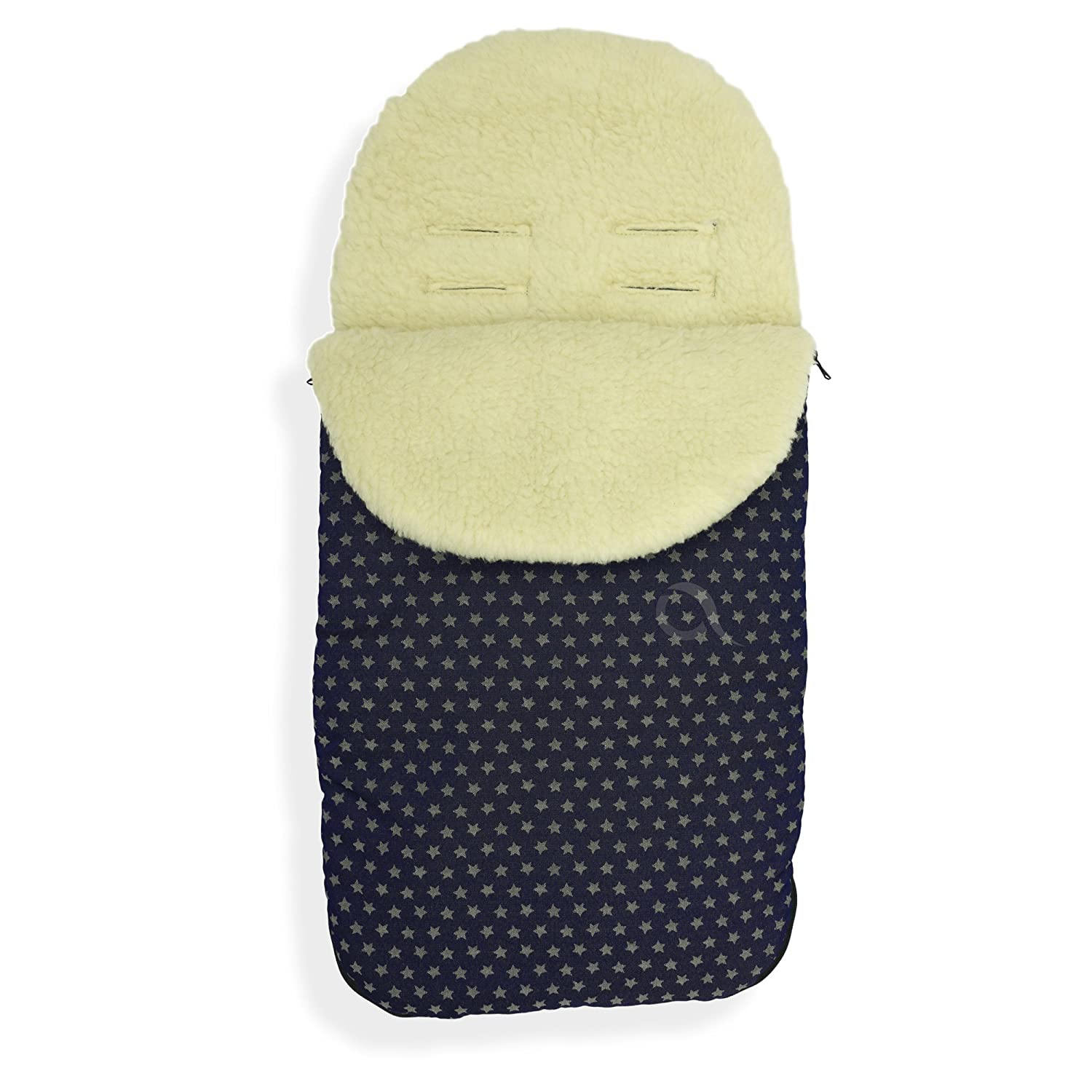 PATTERN FOOTMUFF COMPATIBLE WITH BUGABOO BUGGY//PUSHCHAIR//PRAM