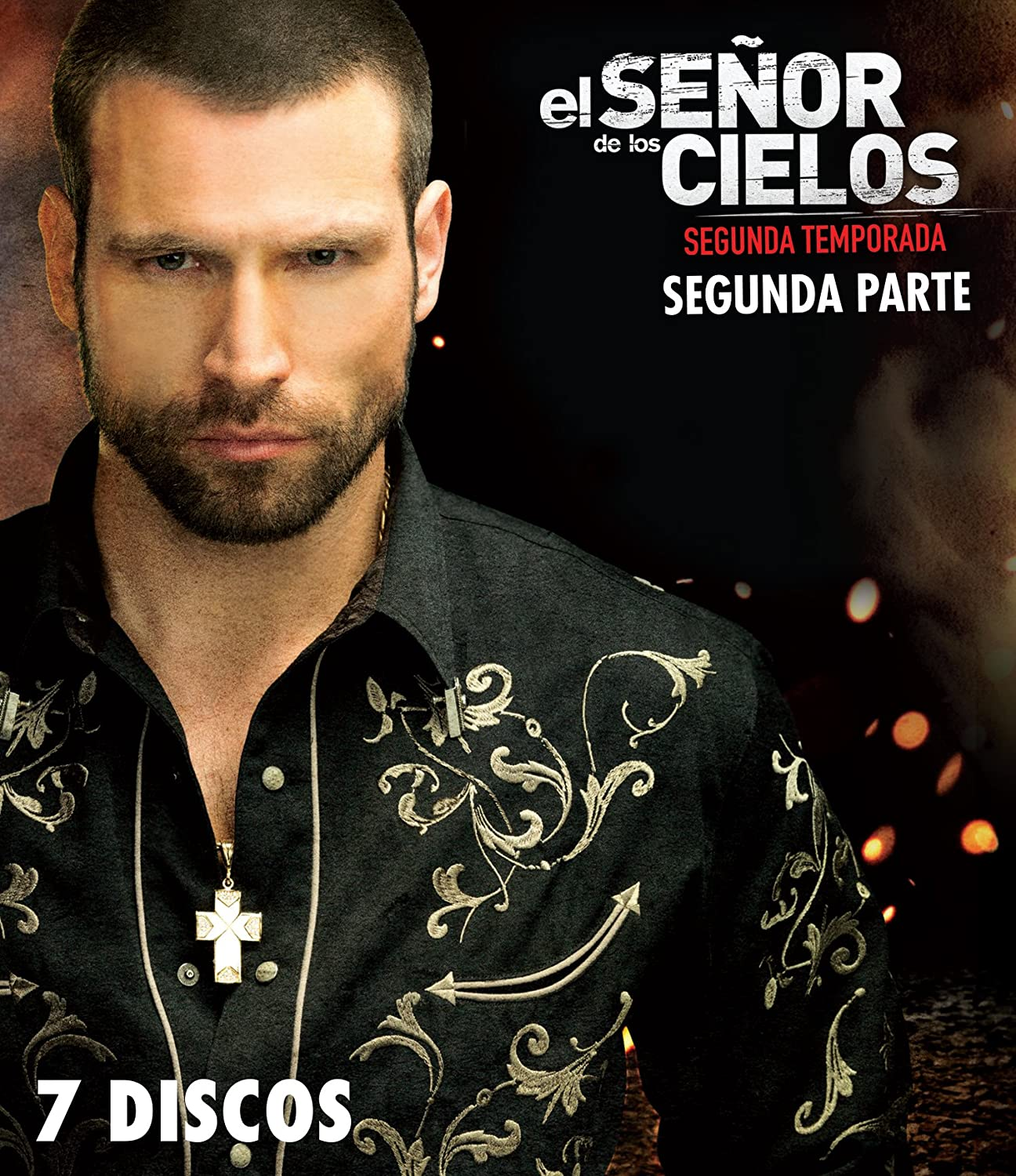 El Senor De Los Cielos 2 Segunda Temporada Segunda Parte Blu Ray Season 2 Part 2 Spanish Only No English Options Amazon Ca Dvd