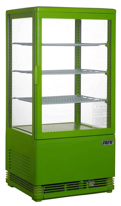 SARO Mini-vitrine verte r/éfrig/ér/ée 70L mod/èle SC70