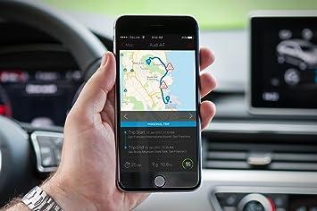 Señal enviada al móvil por el Carlock GPS Antirrobo