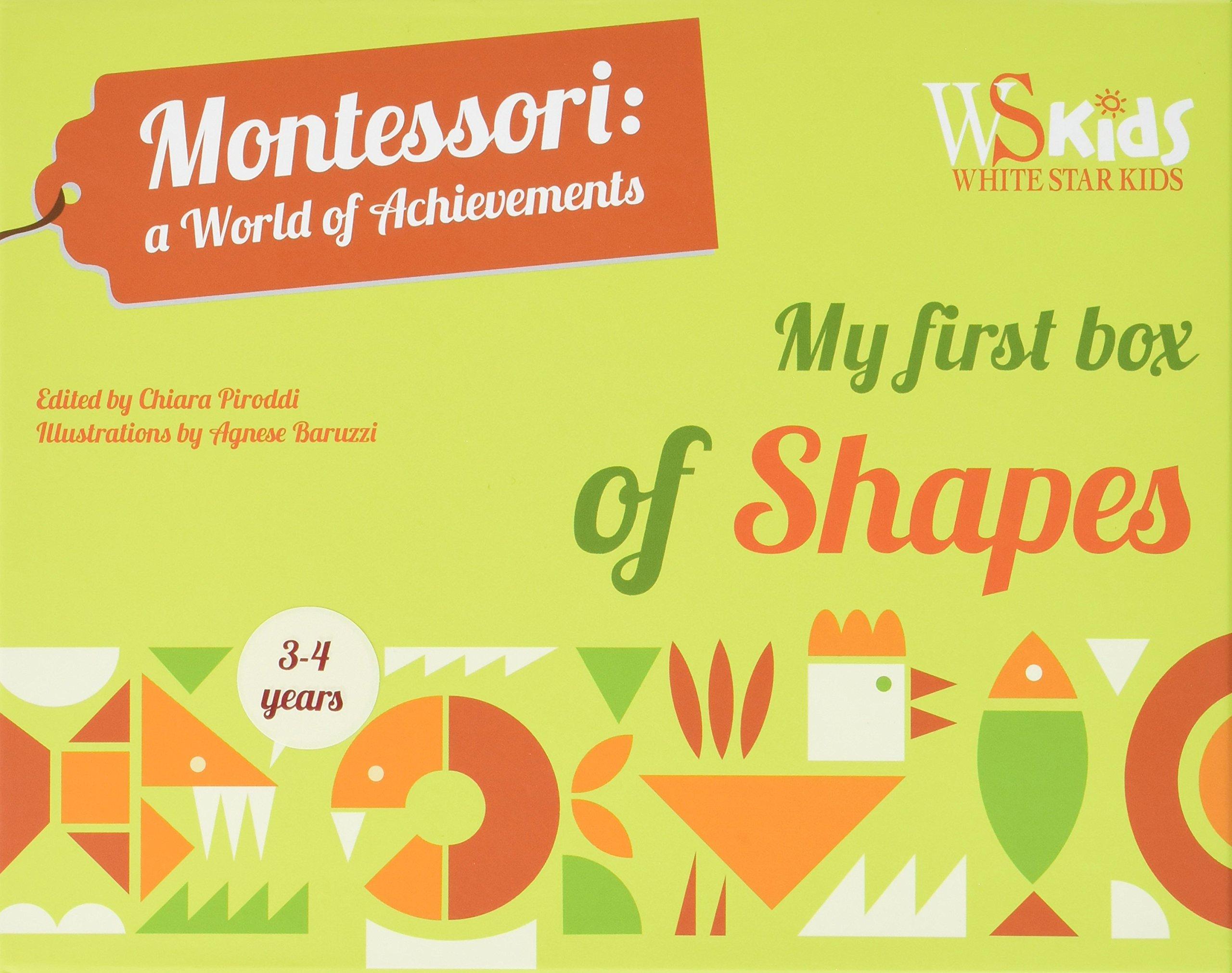 Montessori: My First Box of Shapes PDF