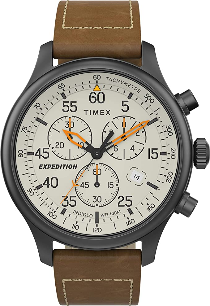 Timex Field Chronograph