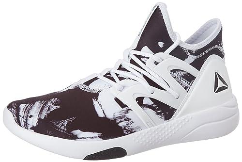 31639cee72e Reebok Women s Hayasu Ltd White and Black Dance Shoes - 4 UK India (37