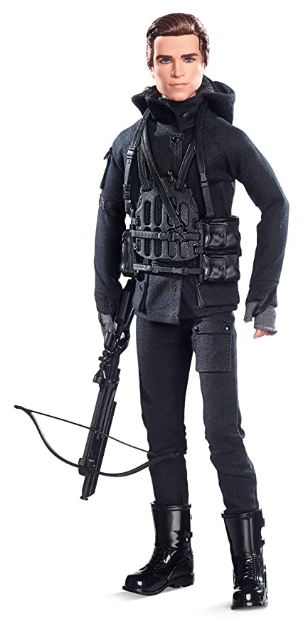 75c323a6ae Amazon.com  Barbie Collector The Hunger Games  Mockingjay Part 2 ...