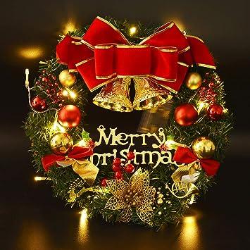 Coxeer Deco Noel Deco Sapin De Noel Guirlande De Noel Decoration De