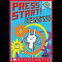 Super Rabbit Boy Powers Up! A Branches Book (Press Start! #2)