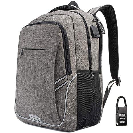 Amazon.com: Business Travel Laptop Backpack