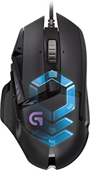 Logitech G502 USB Optical Gaming Mouse
