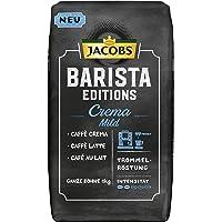 Jacobs Barista Editions Crema Mild, Kaffee Ganze Bohne, 1 kg