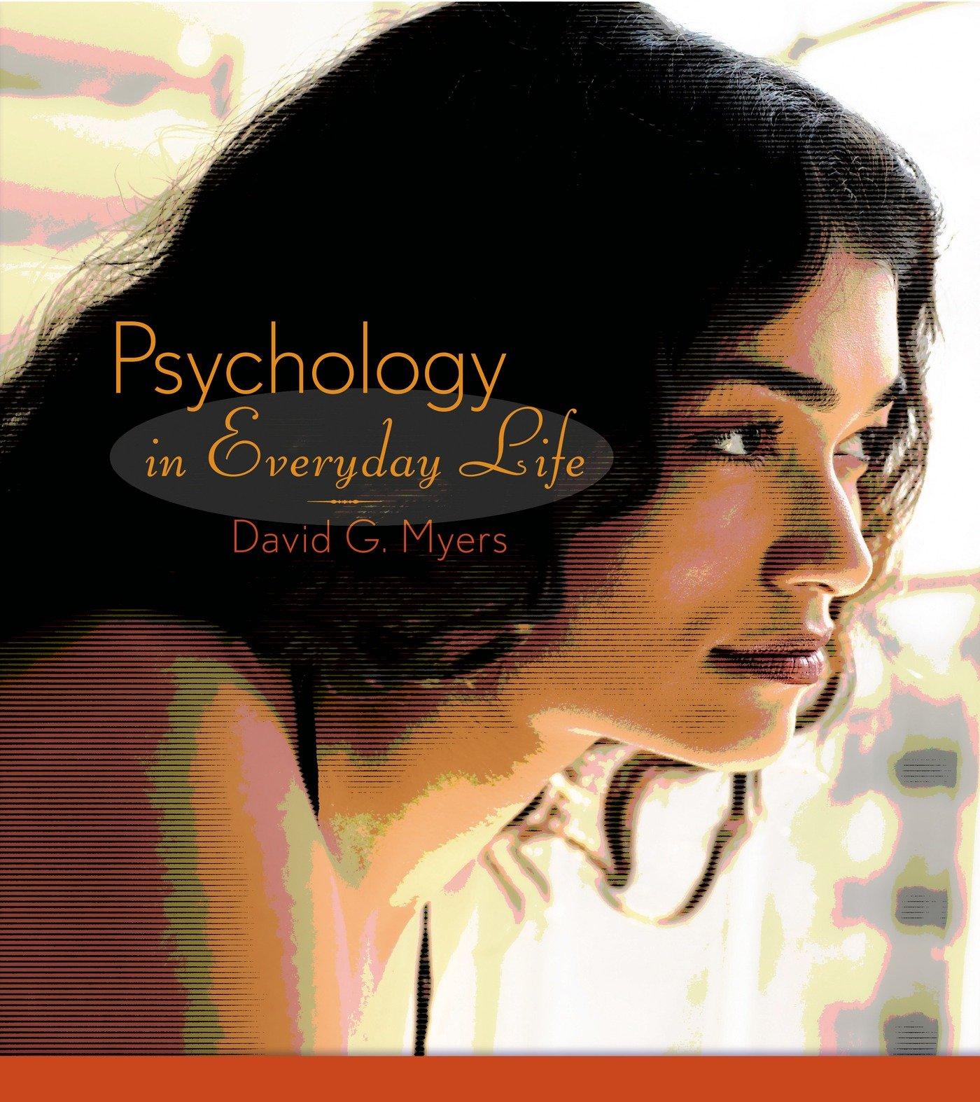Download PSYCHOLOGY IN EVERYDAY LIFE (HS.ED.) pdf epub