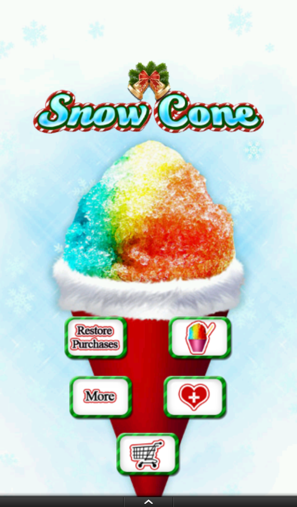 Make Snow Cones: Amazon.ca: Appstore for Android