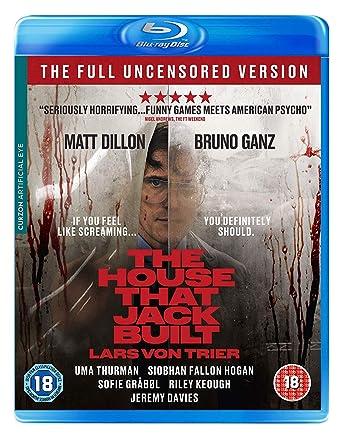The House That Jack Built [Blu-ray]: Amazon co uk: Matt