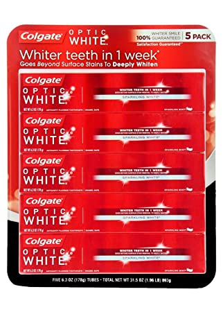 Amazon Com Magicbrite Complete Teeth Whitening Kit At Home