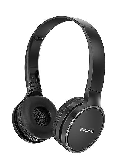 Panasonic Wireless Stereo Headphone RP-HF400B-K (BLACK)【Japan Domestic genuine