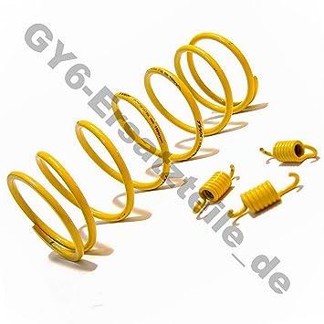 Racing embrague s plumas Kit 125 – 150 Cc 1500 RPM por ejemplo para Baotian