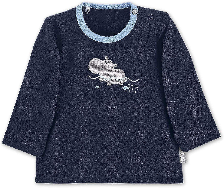 Sterntaler Baby-Jungen Sweater T-Shirt