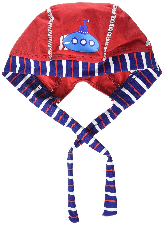 Playshoes Boy's UV Sun Protection Swim Cap, Sun Hat Diver 461128