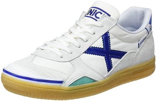 Munich Gresca Kid 01 S, Zapatillas de Deporte para Niños: Amazon.es: Zapatos y complementos