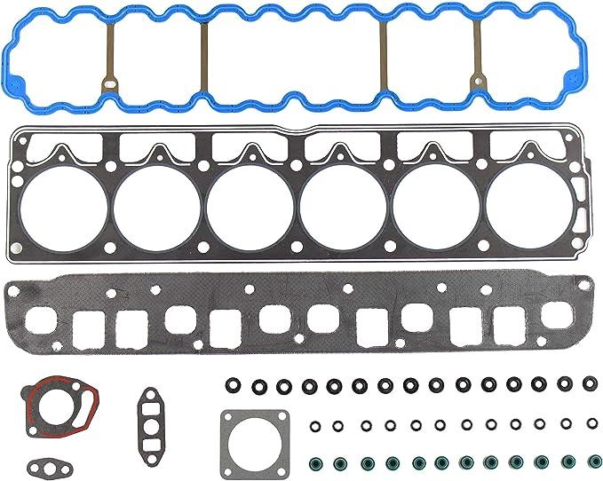 Head Gasket Kit Head Bolts kit Fits 99-03 JEEP TJ 4.0L 242CID L6 OHV 12V VIN# S
