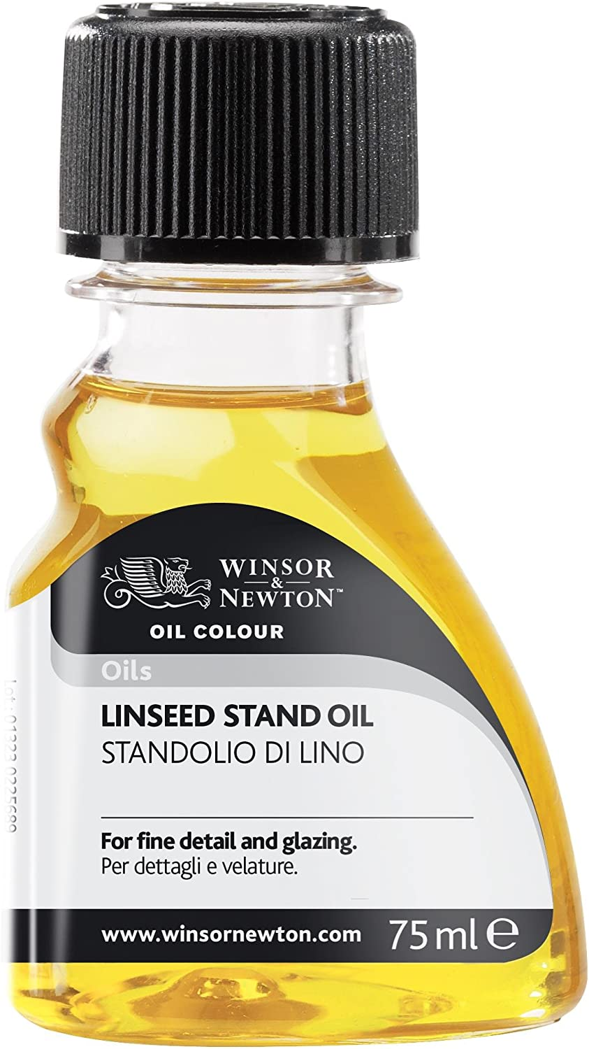 Winsor & Newton, 75ml Stand Linseed Oil