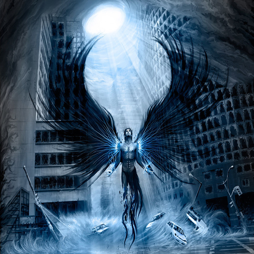 Amazon Com Dark Angel Live Wallpaper Free Appstore For Android