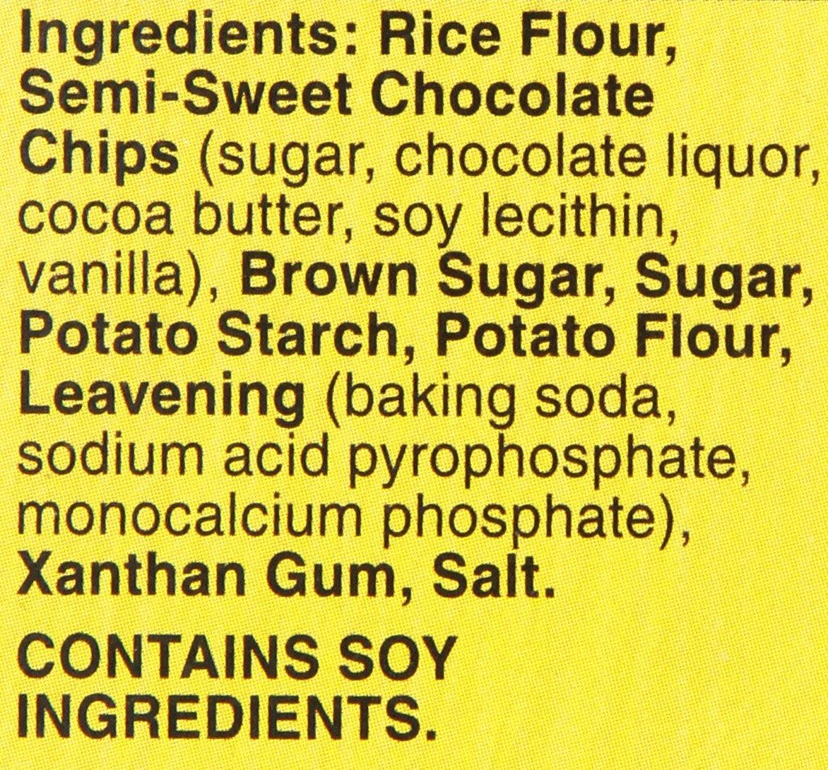 Betty Crocker Baking Mix, Gluten Free Cookie Mix, Chocolate Chip, 19 Oz Box (Pack of 6) by Betty Crocker (Image #4)
