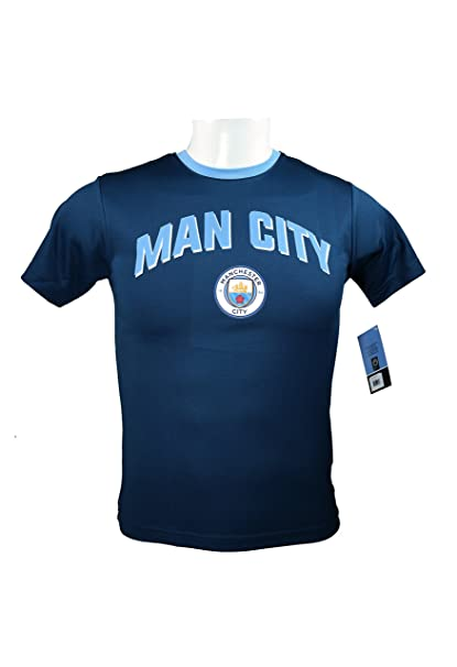 new product b4dc5 a4cfd Amazon.com : Manchester City F.C.. Official Youth Soccer ...
