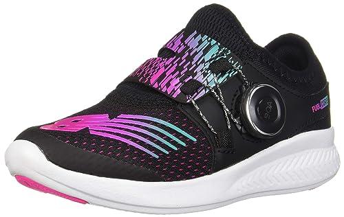 6525f3be48 New Balance Unisex-child Boa Kids Only V1 Running Shoe