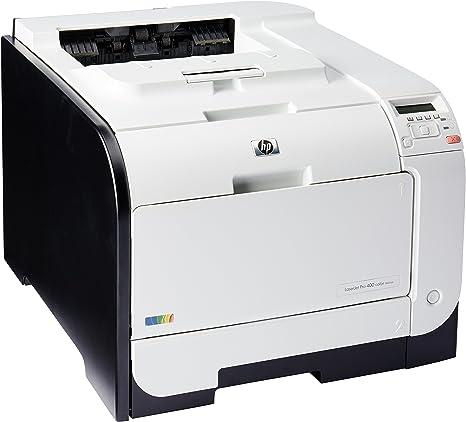 HP LaserJet Impresora color HP LaserJet Pro 400 M451dn - Impresora ...