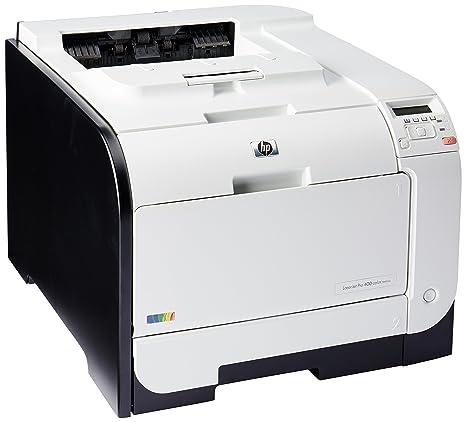 HP LaserJet Impresora color HP LaserJet Pro 400 M451dn ...