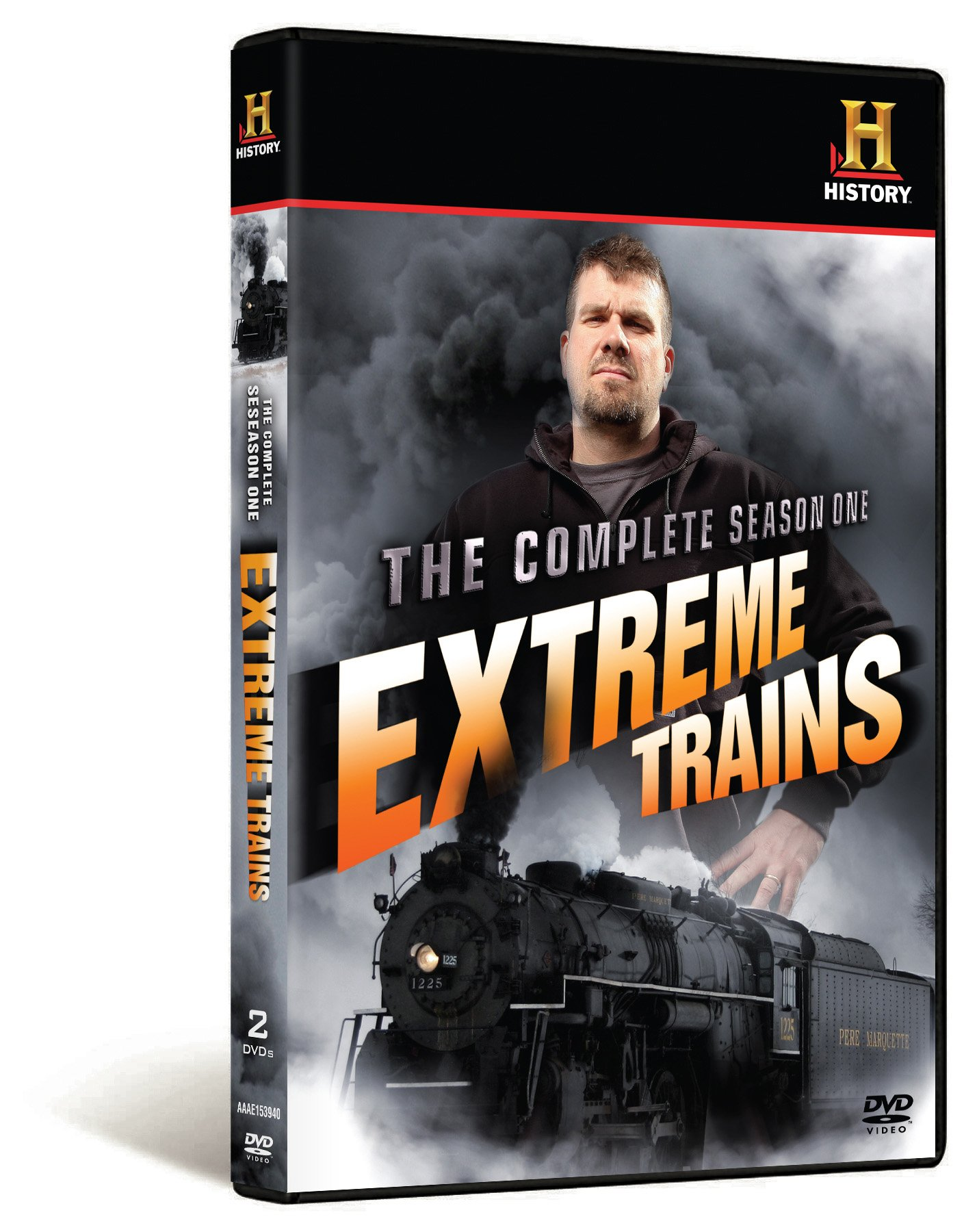 Extreme Trains: Season 1 by A&E