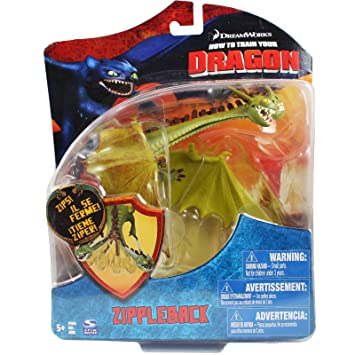 Amazon how to train your dragon movie deluxe 7 inch action how to train your dragon movie deluxe 7 inch action figure zippleback ccuart Choice Image