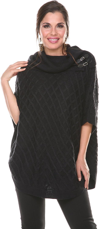 Gizel Women Poncho CM1570