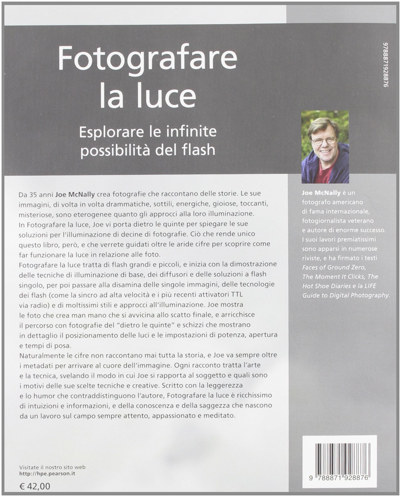 La joe mcnally luce pdf fotografare