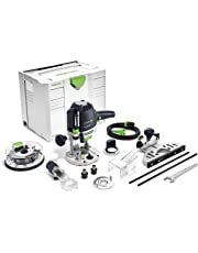 Festool OF 1400 EBQ-Plus + Box-OF-S 8/10 x HW – Défonceuse