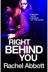 Right Behind You: The NEW spine-chiller from the queen of psychological thrillers (Tom Douglas Thrillers Book 9) Kindle Edition
