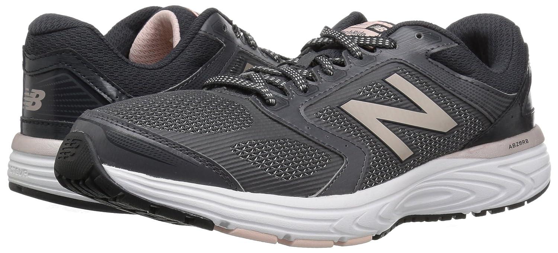 New Balance Women's W560v7 Cushioning B(M) Running Shoe B074VKRLJG 8.5 B(M) Cushioning US|Phantom 59049c
