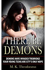 There Be Demons (Andor Demon Wars Book 1) Kindle Edition