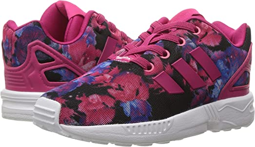 843343b5b ... germany adidas originals kids baby girls zx flux toddler bold pink bold  pink 86422 b70f6