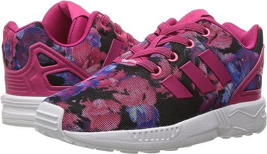 422e13f02 ... germany adidas originals kids baby girls zx flux toddler bold pink bold  pink 86422 b70f6