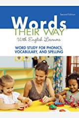 Words Their Way with English Learners: Word Study for Phonics, Vocabulary, and Spelling (Words Their Way Series) Kindle Edition