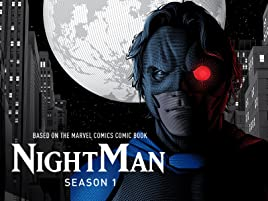 Amazon com: Watch NightMan | Prime Video