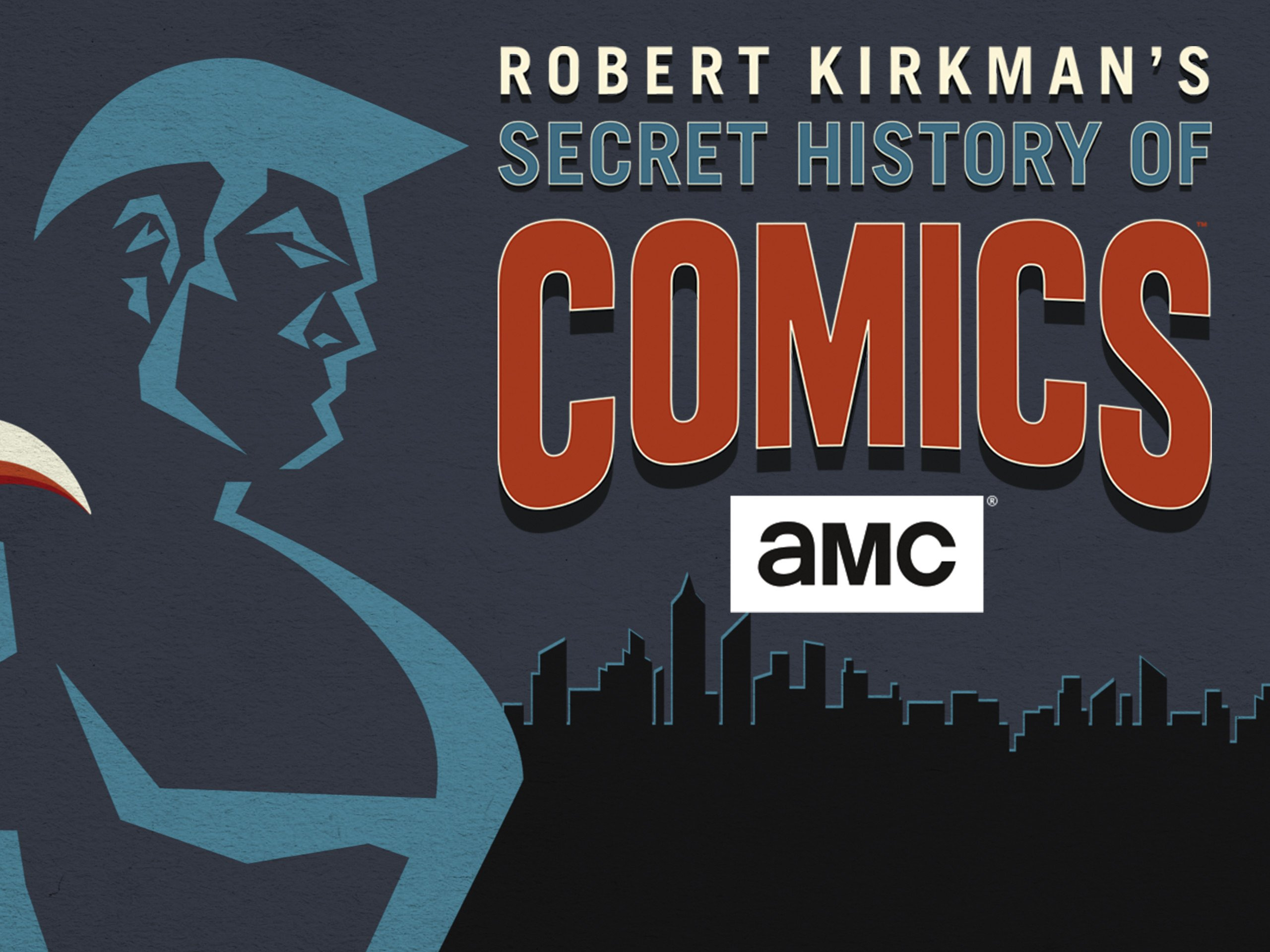 Amazon.com: Robert Kirkmans Secret History of Comics Season 1 ...