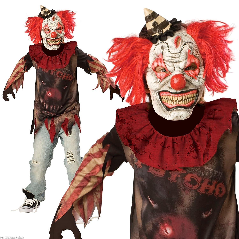 deguisement halloween clown ca