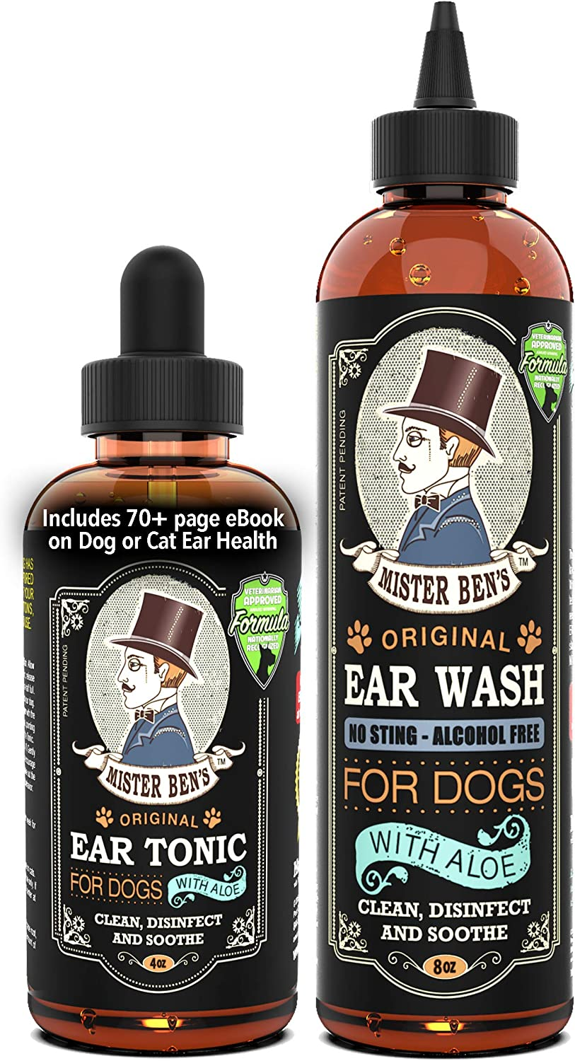 Mister Ben's Original Ear Wash